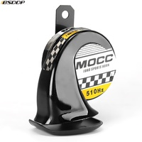 MOCC Motorcycle Horn 510HZ Air Horn A Pair with Four Colors