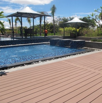 New design decking flooring for outdoor patio with great price