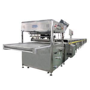 Z0416 Factory Discount Chocolate Candy Coating Machine Chocolate Enrobing Machine