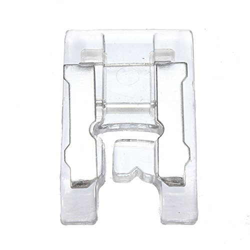 Satin Stitch Presser Foot for Brother and Singer Sewing Machines