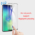Full coverage 3d mobile screen protector tempered glass film for samsung S10 Plus