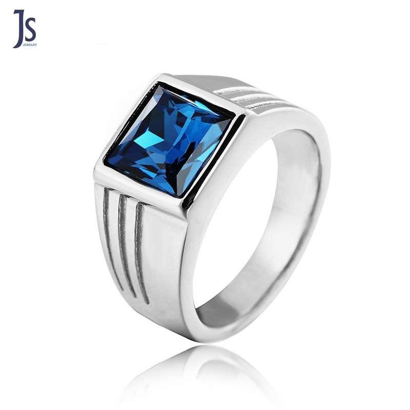 7.0ct Сияющий граненый создан синий сапфир 925 пробы серебро обручальное  кольцо f3b527dba2b