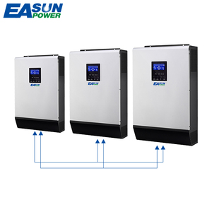 15KW 80A MPPT 48Vdc 220Vac & 380Vac 60A Battery Charger Solar DC AC Power Inverter for 1 Phase & 3 Phase