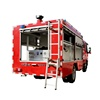 Fire Emergency Rescue Water Pumper Truck Small Fire Engine Vehicle