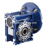 Mechanical Power Transmission Motovario like Motor Reduction RV series Worm Gearboxes