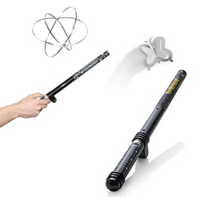 Fun Flying Stick 과학 장난감 Magic <span class=keywords><strong>부상</strong></span> wand 전기 Static wand 와 10 pc flying shapes