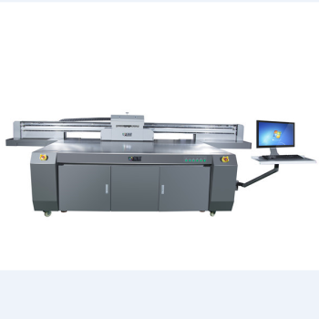 Large advertising UV flatbed printer PVC multicolor 3d printing machine price