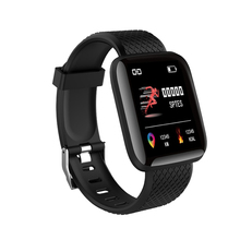 Intelligente Smartwatch Promotie 2019 Smart <span class=keywords><strong>Armband</strong></span> B6 Sport Fitness Horloge Met Stappenteller Monitor
