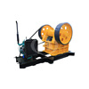 High Quality Mini Lab Diesel Engine Mobile Jaw Crusher For Sale