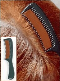 Temporary Hair Coloring Comb,Instant Hair Dye Comb,Gray Hair Comb ...