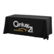 6ft 8ft Advertising Custom Logo Printing Drape Spandex Fitted Trade Show Table Cover
