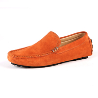 Men high quality loafer shoes comfortable casual driving shoes moccasin shoes for men