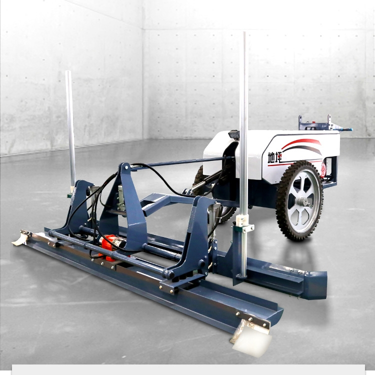 laser screed concrete flooring laser screeding machine