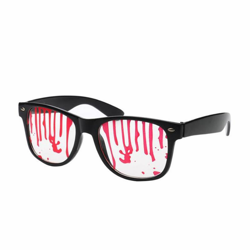 Hallowmas Glasses Unisex Eyeglasses Halloween  King Party Photo Props