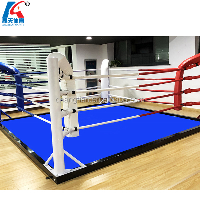 Outdoor sports boxing ausrüstung kick boxing ring boden boxen ring
