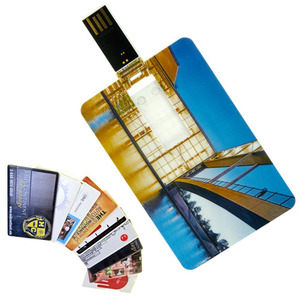 Credit card usb flash drive wholesale customize any usb pendrive