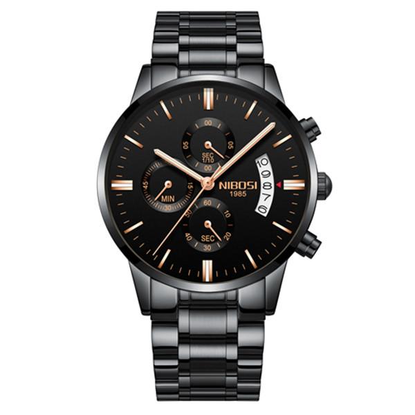 NIBOSI 2309S1 Fashion Casual Luxury Sport Quartz Men Watch Gift For Men, N/a