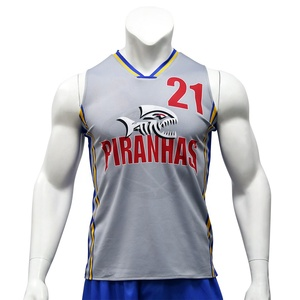 Helaong Wholesale Free Design Basketball Jersey Design Color Blue Man Custom Basketball Jersey Uniform Design