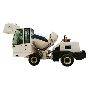 Self loading ready mix รถบรรทุก self loading transit ผสม self loading trasit ผสม