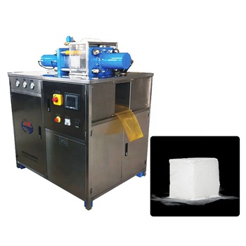 Simple operation manual dry ice block making machine with factory price