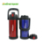 Cold hot drinking collapsible thermos stainless steel 304 metal hot clear large stainless steel thermos flask