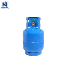 5kg lpg gas cylinder butane gas canister for South Africa with TPED