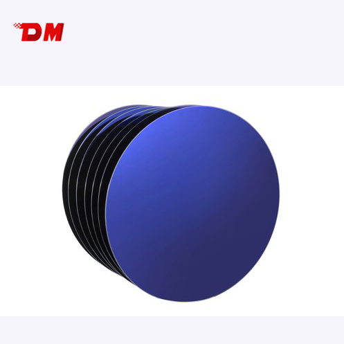 Double side ขัด semiconductor silicon wafer