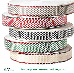 Mattress belt webbing mattress tape mattress accessories