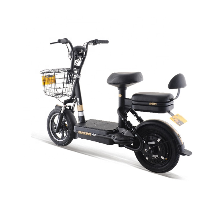 350W 48V12Ah lead acid battery electric bicycle with LED highlight for adult, Customized