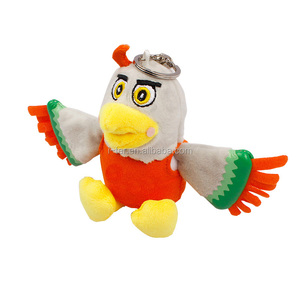 New products colorful stuffed toy plush bird soft toy for baby