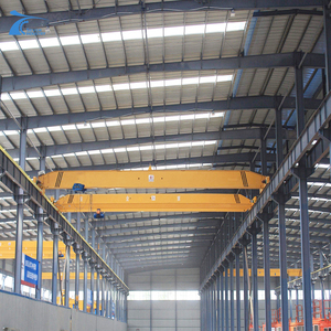 Best Selling LD single girder overhead crane china good supplier