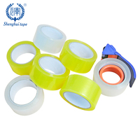 Quality Guarantee Moving Shipping Parcel Packing Bopp Adhesive Tape