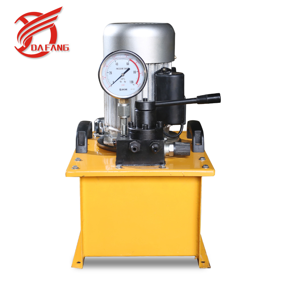 Hydraulic controls hydraulic power pack high pressure electric oil station