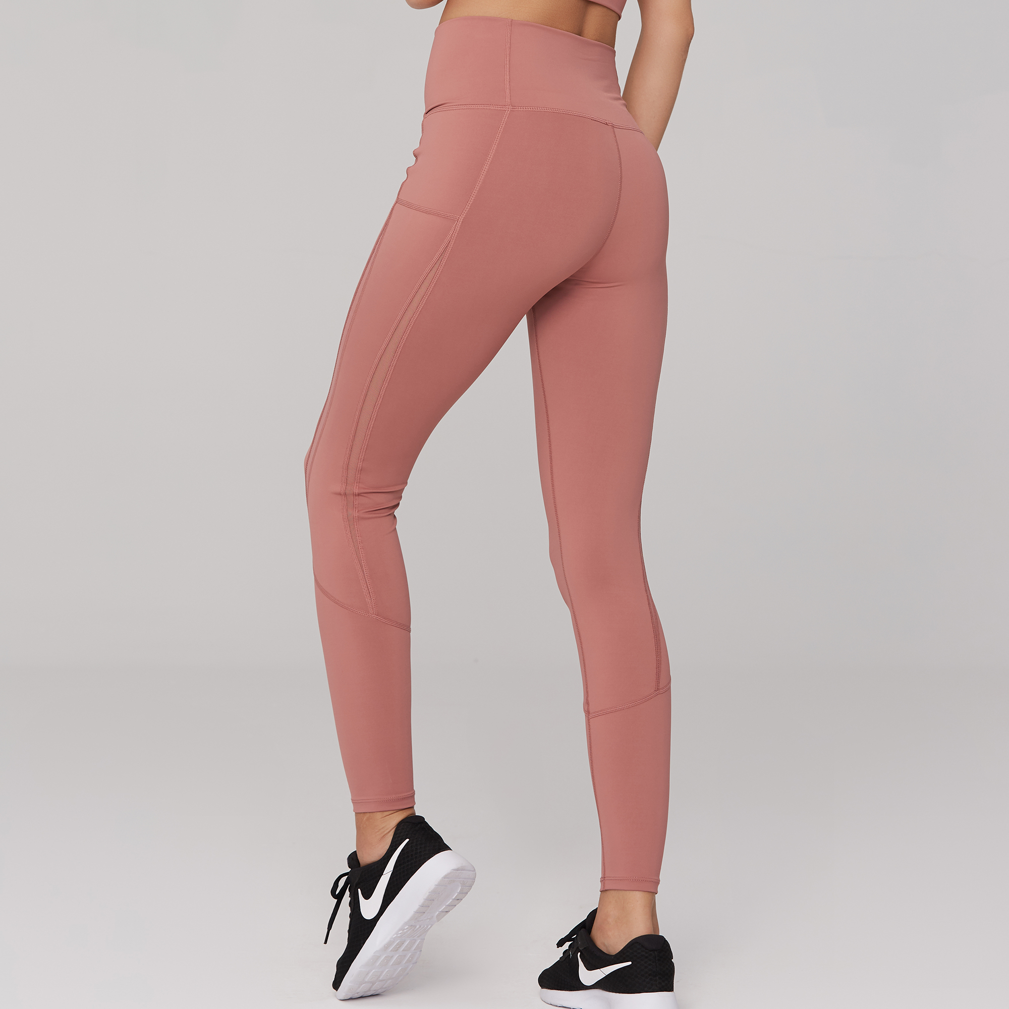 Custom high waist gym yoga pant womens fitness sport leggings фото