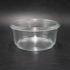Round pyrex lunch glass bowl preservation bowl
