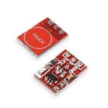 1 channel touch module capacitive ttp223 touch sensor switch