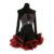 Salsa Dance Performance Dress Women Latin Competition Ballroom Dance Dress Waltz