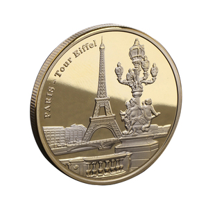 sell well new type blank challenge metal souvenir personalized coin