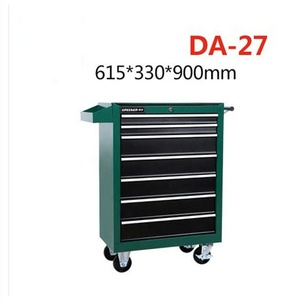 Most Stable for DIY Working Capacity Glossy Red Tool Cart