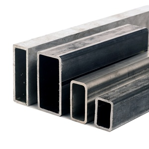 Q235a material rectangular steel hollow structural section pipe