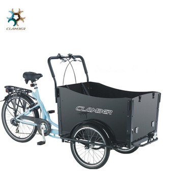 Nanyang Vehicle Bicycle Cargo / Reverse Trike / Delivery Tricycles - Buy 3  Wheel Car For Sale,Adult Pedal Car,Dutch Bike Product on Alibaba com