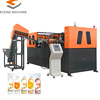 fully auto high speedbottle blowing machine high technology made in China