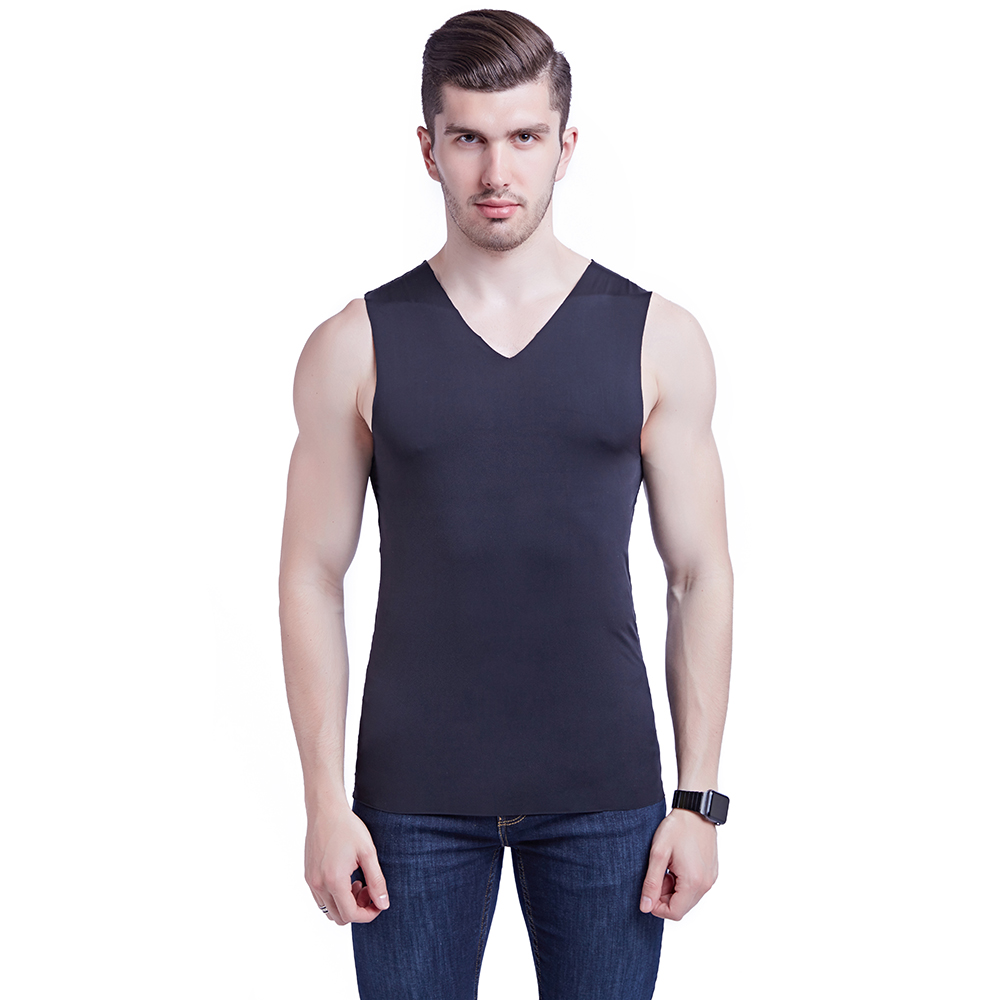 Mannen Solid Tank Top Heren Tops Mouwloos Shirt Casual Shirts Spier Vest Mens Gym Workout Bodybuilding Zomer Blouse
