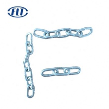 Cheap custom made british standard alloy short link chain