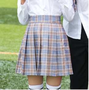 fe9c0f1ec Girls Long Uniform Skirts, Girls Long Uniform Skirts Suppliers and  Manufacturers at Alibaba.com