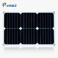 Fabrik großhandel 15 W 18 W tragbare <span class=keywords><strong>flexible</strong></span> solar panel