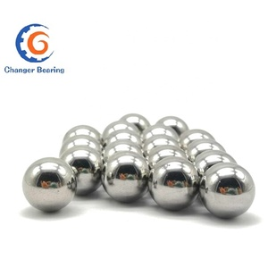 AISI304 11mm AISI 304 Stainless Steel Bearing balls Grade 100