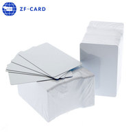 glossy sublimation pvc blank card