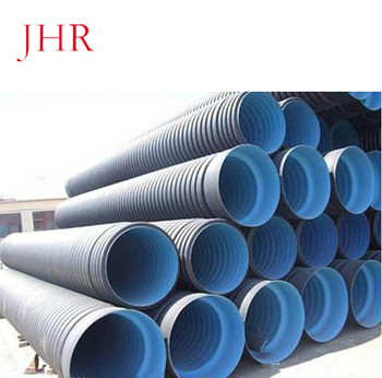 water carrier Construction  HDPE Double Wall Corrugated Pipe