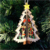 Yiwu Wooden Christmas Tree Ornaments With Mini Christmas Tree Decoration Bell Etc In A Wholesale Price Hot Selling